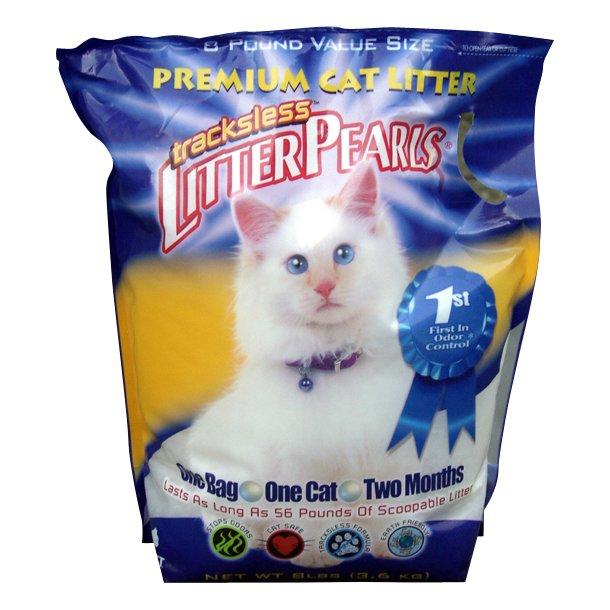 Litter Pearls kattegrus