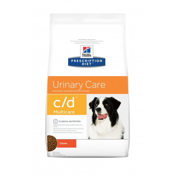Prescription Diet c/d Urinary Health hundefoder