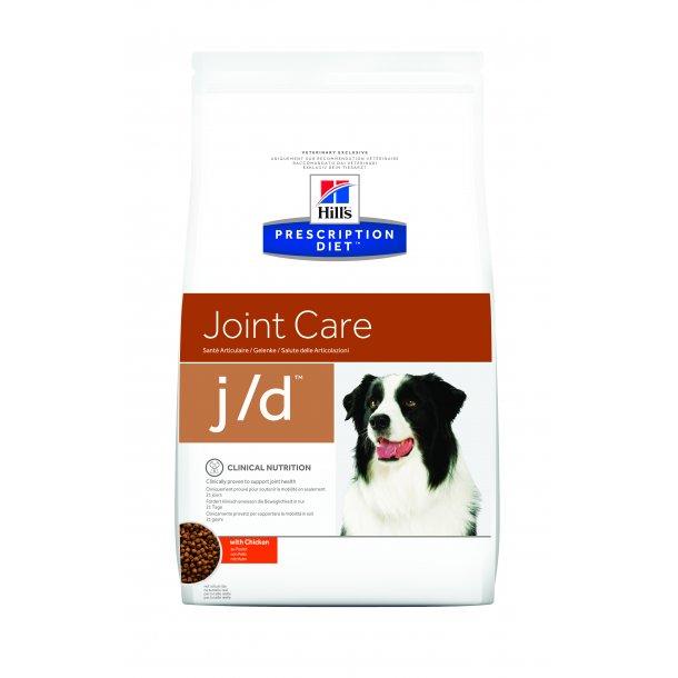 Prescription Diet j/d Mobility hundefoder
