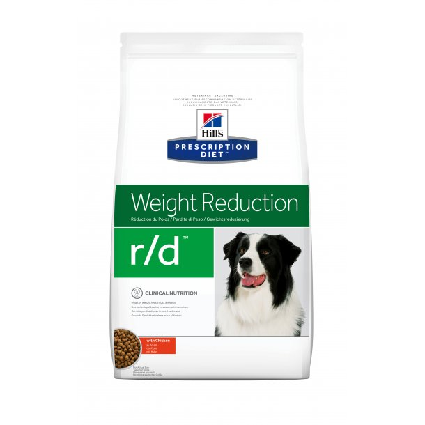 Prescription Diet r/d Weight Loss hundefoder