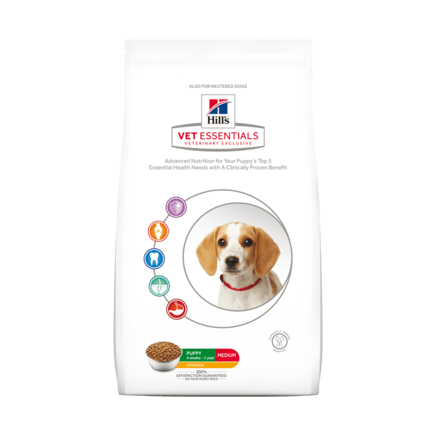 Hill's VetEssentials™ Puppy Medium hvalpefoder
