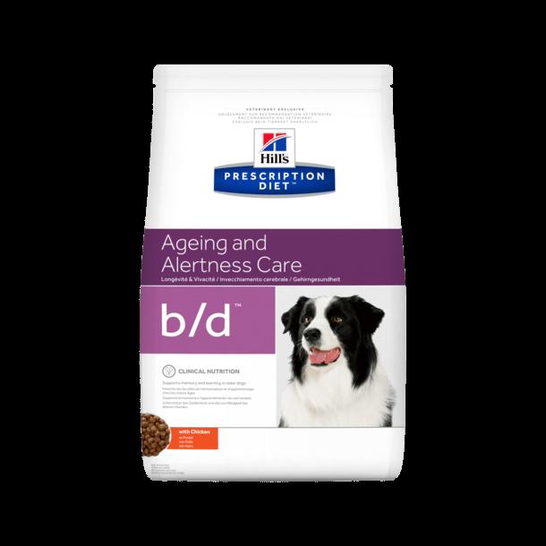 Prescription Diet b/d Brain Diet hundefoder