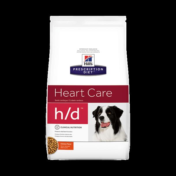 Prescription Diet h/d Cardiac Health hundefoder