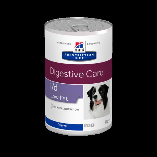 Prescription Diet i/d Low Fat Gastrointestinale Health dåsefoder