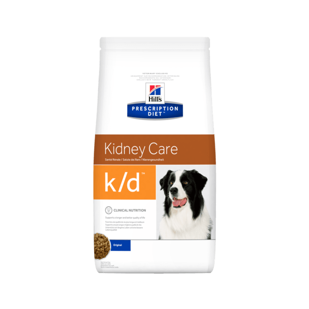 Prescription Diet k/d Kidney Health hundefoder