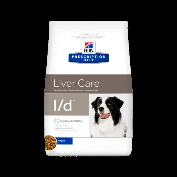 Prescription Diet l/d Liver Health hundefoder